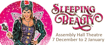 Sleeping Beauty - The Assembly Hall - To 2 January 2019