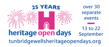 Heritage Open Days: 13-22 September 2019