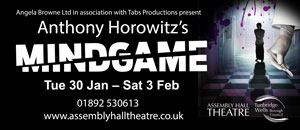 Mindgame - The Assembly Hall - 30 Jan -3 Feb