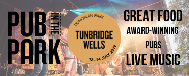 Pub in The Park: 12-14 July 2019