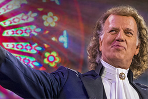 Uckfield Picture House : Andre Rieu: 70 Years Young