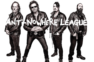 The Forum : Anti Nowhere League
