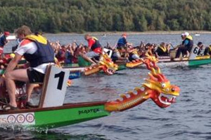 Bewl Water : Dragon Boat Race
