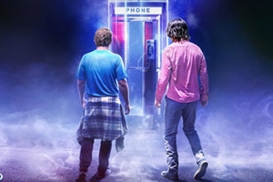 Odeon Cinema : Bill and Ted Face The Music