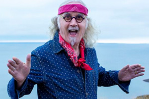 Uckfield Picture House : Billy Connolly: The Sex Life of Bandages