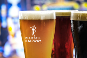 Bluebell Railway : Rail Ale