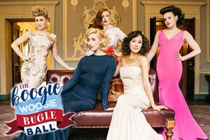 Assembly Hall Theatre : The Boogie Woogie Bugle Ball
