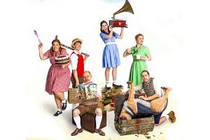 Trinity Theatre : Bumper Blyton: The Improvised Adventure