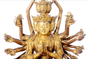 Chiddingstone Castle : Buddhist Collection Evening Talk
