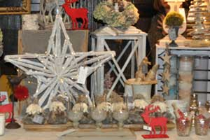 Chiddingstone Castle : Christmas Fair