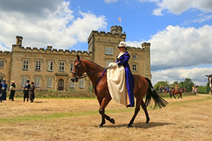 Chiddingstone Castle : Country and Food Fair