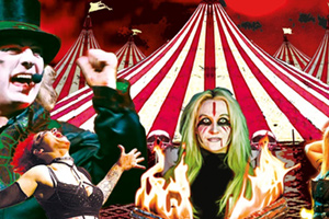 Assembly Hall Theatre : Circus of Horrors