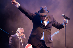 Cranbrook, Queens Hall : The Ultimate Commitments & Blues Brothers Experience