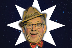 Trinity Theatre : Count Arthur Strong