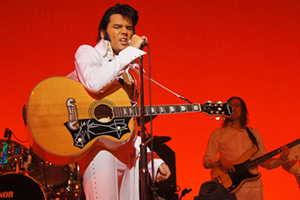 Assembly Hall Theatre : The World Famous Elvis Show