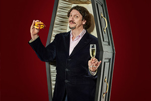 E M Forster Theatre / Tonbridge School : My Last Supper with Jay Rayner