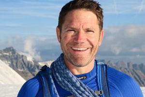 E M Forster Theatre / Tonbridge School : Steve Backshall: Voyages to Undiscovered Places