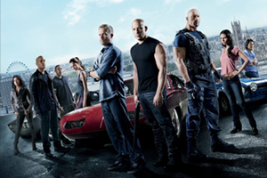 Odeon Cinema : Fast and Furious 6