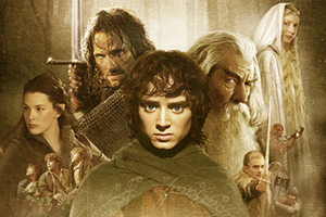 Odeon Cinema : Lord of the Rings: Fellowship of the Ring
