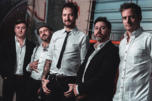 De La Warr Pavilion : Frank Turner & The Sleeping Souls