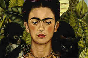 Uckfield Picture House : Frida Kahlo