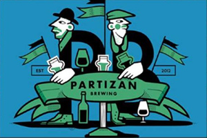 Tunbridge Wells Town Centre : Fuggles: Partizan Brewery Showcase
