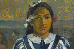 Trinity Theatre : Gauguin From The National Gallery