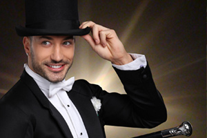 Assembly Hall Theatre : Giovanni Pernice: This Is Me.