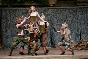 Online Events : The Globe: A Midsummer Night's Dream