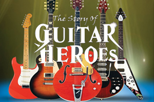 Stag Theatre, Sevenoaks : The Story of Guitar Heroes