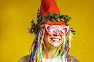 E M Forster Theatre / Tonbridge School : Handlebards: Gnora The Gnome's Daytime Disco