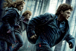 Odeon Cinema : Harry Potter and the Death Hallows part 1