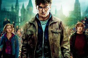 Odeon Cinema : Harry Potter and the Death Hallows part 2