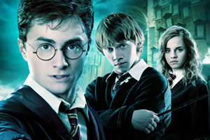 Odeon Cinema : Harry Potter and the Order of the Phoenix