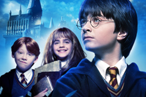Odeon Cinema : Harry Potter and the Philosopher's Stone