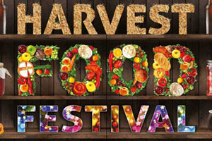 The Pantiles : Harvest Food Festival