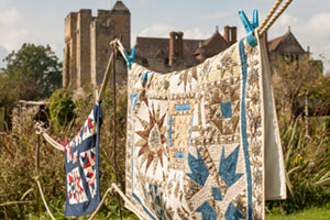 Hever Castle : Craft Fair