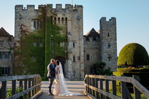 Hever Castle : Wedding Showcase