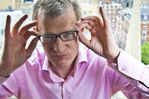 Hever Festival Theatre : Jeremy Vine: What The Hell Is Going On?
