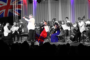 Hever Festival Theatre : Last Night of the Hever Proms