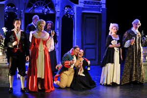 Hever Festival Theatre : The Marriage of Figaro