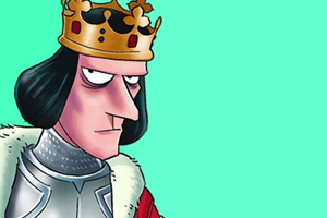 Hever Festival Theatre : Horrible Histories: The Worst of Barmy Britain