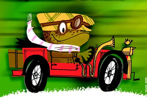 Hever Festival Theatre : Illyria: The Wind in the Willows