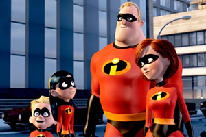 Honnington Farm : The Incredibles