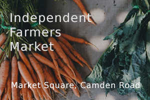 Tunbridge Wells, Camden Road : Independent Farmers Market