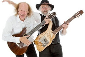 Sevenoaks : St Edith Folk: John Otway and Wild Willy Barrett