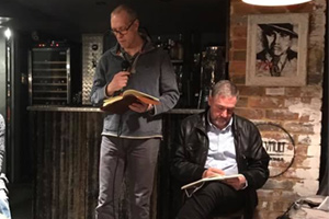 Tunbridge Wells, Camden Road : K&S Poetry: Cristmas Prize Readings and Quiz