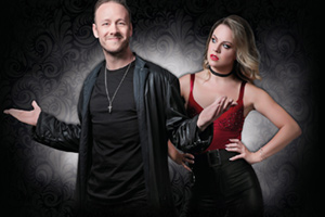 Assembly Hall Theatre : An Afternoon with Kevin & Joanne Clifton