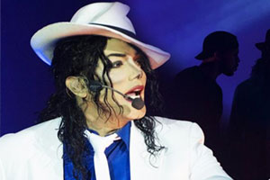 Assembly Hall Theatre : The King of Pop