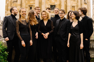Lamberhurst : Carols at Christmas with New Oxford Consort